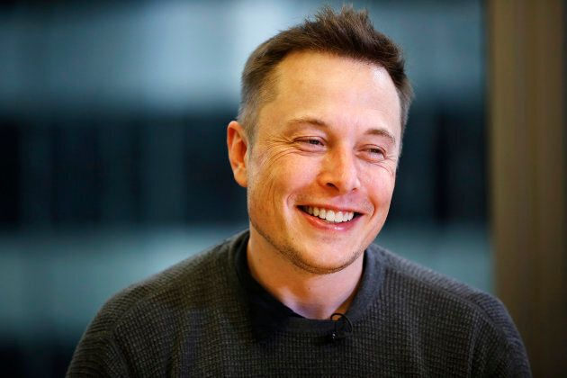 Elon Musk, Chief Executive of Tesla Motors and