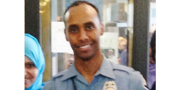 In this May 2016 image provided by the City of Minneapolis, police officer Mohamed Noor poses for a photo...