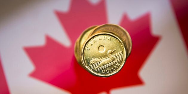 Canadian Dollar Hits 80 Cents U.S.; Hasn't Closed This High Since