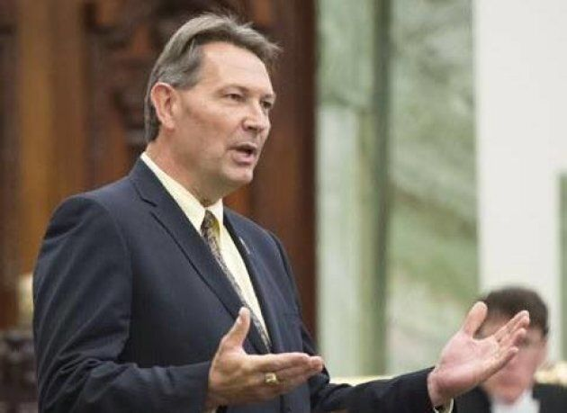 Progressive Conservative MLA Richard Starke says he will not join the party's new coalition with the...