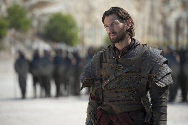 Daario Naharis, played by Michiel