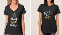 Online Retailer Uses White Models To Sell 'Black Girl Magic'