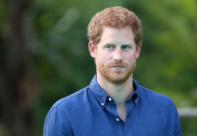 Prince Harry on the first day of a two-day visit to Singapore in June. (Photo by Chris Jackson/Getty Images)