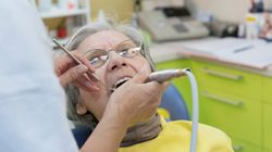 Too Many Dependent Seniors Go Months Without A Teeth