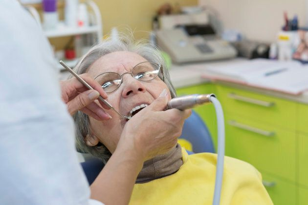 Too many seniors go far too long without having their teeth