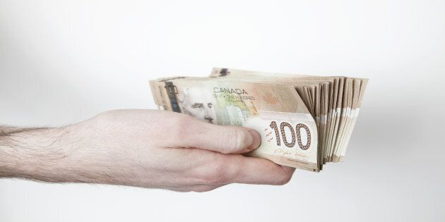Canada's Parents Willing To Pay Good Money To Keep Adult Kids Away: