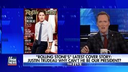 'Horrible' Justin Trudeau Gets Rolling Stone Cover And Fox News Is