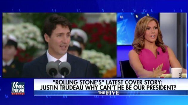 Fox News contributor Lisa Boothe called Prime Minister Justin Trudeau's explanation about why the Canadian...