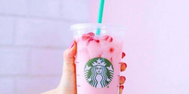 Starbucks' Pink Drink Probably Isn't Increasing Breastmilk