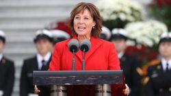Christy Clark To Resign As B.C. Liberal