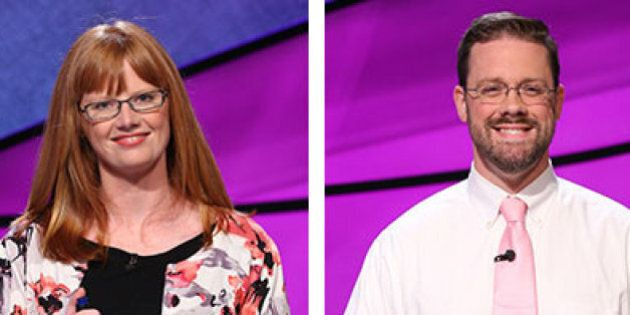These Teachers Met On 'Jeopardy,' And Now They're Living Happily Ever
