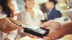 Cash Payments Are Disappearing Rapidly From