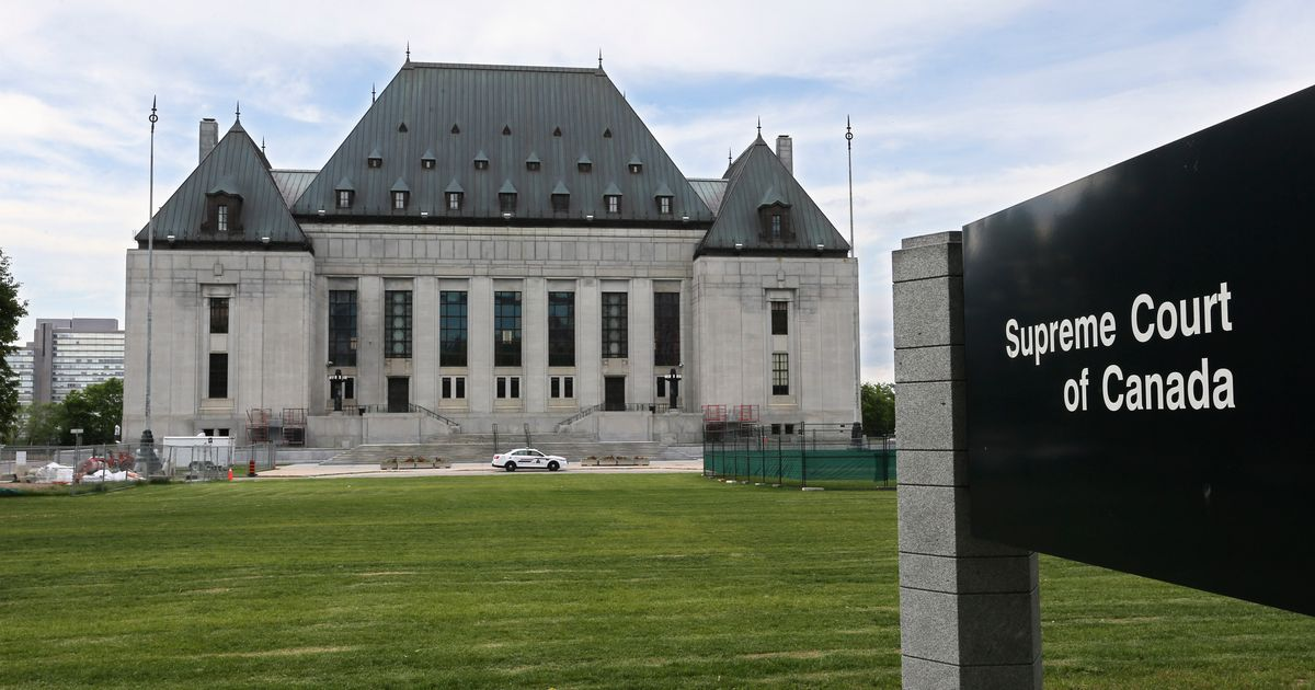 Canada's All-White Supreme Court Must Evolve | HuffPost Canada