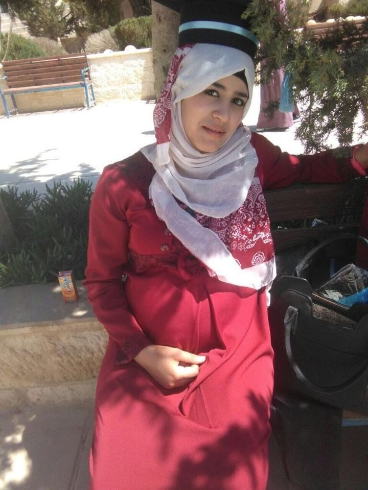 Hanadi has graduated from Zarqa University. She is also married and expecting her first child.
