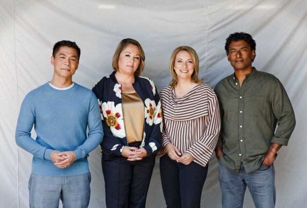Adrienne Arsenault, Rosemary Barton, Andrew Chang And Ian Hanomansing New Anchors For CBC's 'The