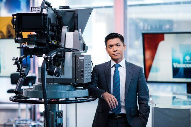 Andrew Chang is one of four anchors who will replace Peter Mansbridge at CBC's 'The