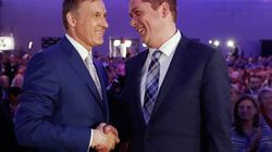 Bernier Was Top Fundraiser In Tory Leadership