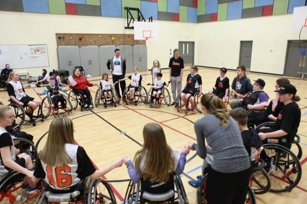 Trailer Full Of Wheelchairs Stolen From Children's Basketball Team In