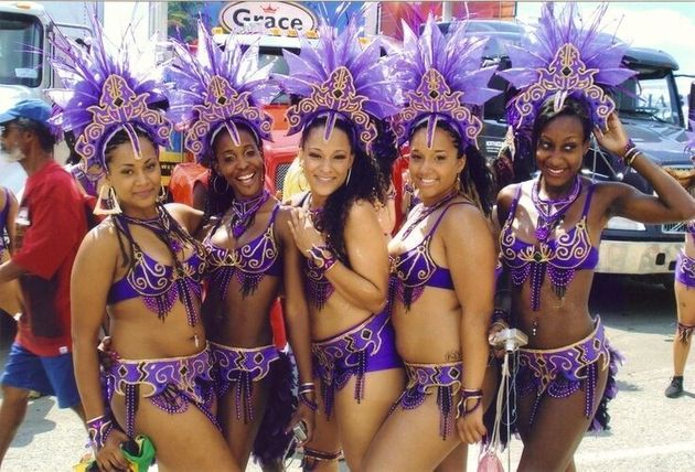 The Blood, Sweat And Tears Of Carnival