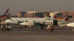 No Injuries After Air Canada Plane Clips Wings At Toronto