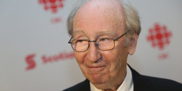 Jack Rabinovitch at the Gala event for the Giller Prize at the Ritz Carlton in 2013. (PHOTO: Rene Johnston/Toronto Star via Getty Images)