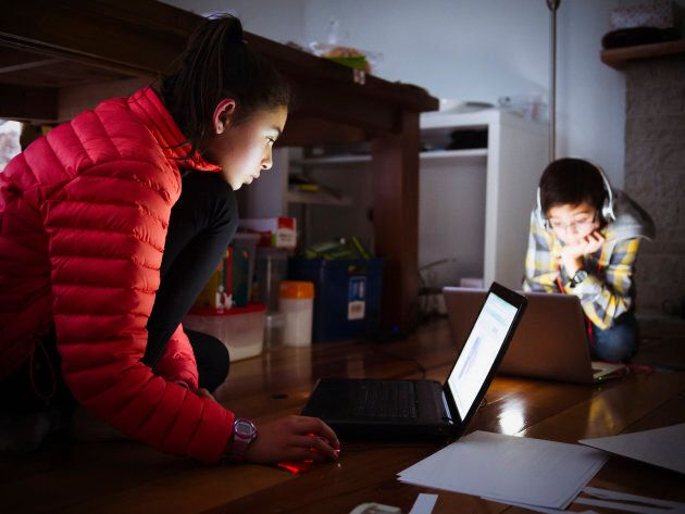 A Little Bit Of Screen Time Could Be Exactly What Your Kids