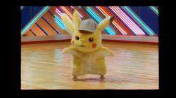 名探偵ピカチュウが100分間ダンスする動画を見ると癒やされる。