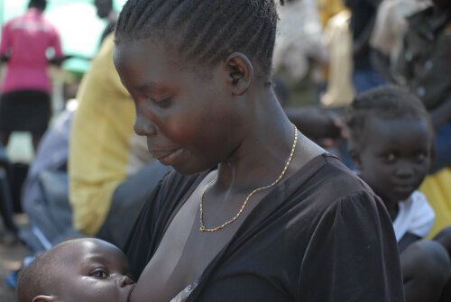 South Sudan's Mothers Are Making A Desperate Journey To