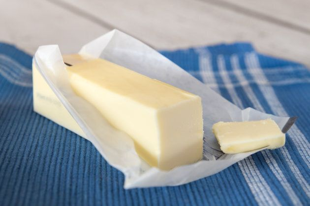 Health Canada says it is not urging Canadians entirely to cut out butter, cheese and other foods high...