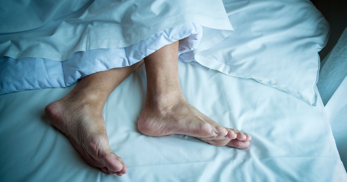 Nighttime Leg Cramps Are Jerks  Here's How To Make Them Go