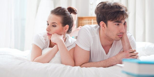 More than three-quarters of young men and women struggle with bad sex lives.
