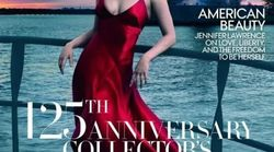 Jennifer Lawrence Gets 4 September Vogue