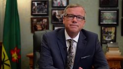 Saskatchewan Premier Announces He's Retiring From