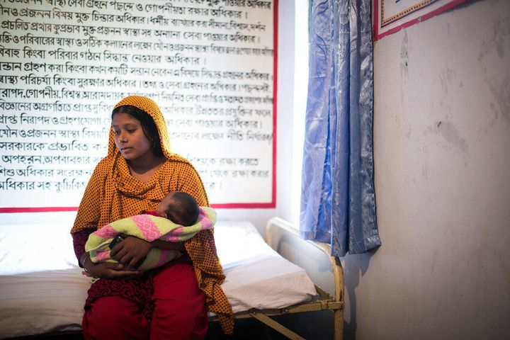 In Bangladesh, the early and forced marriage of girls is very common especially in poverty-prone rural areas.