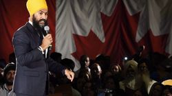 Singh Says He Won't Seek Federal Seat Until 2019 If He Wins NDP