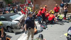 3 Dead After Car Rams Into Protesters At Virginia Rally, Helicopter