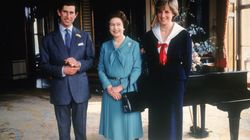 Uncovered Letter Explains Queen Elizabeth's 'Aloof' Reaction To Diana's