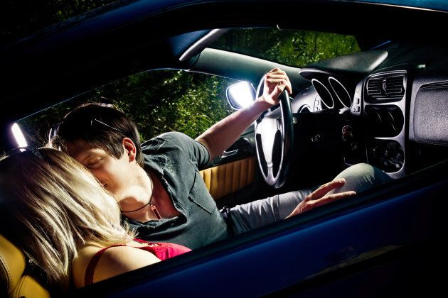 14% Of Canadians Have Engaged In 'Romantic Activities' While Driving: