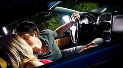 14% Of Canadians Admit To 'Romantic Activities' While Driving: