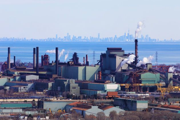 Hamilton, Ont. is home to hard-working industries.