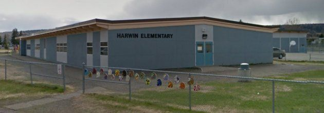 The alleged abduction attempt took place in Harwin Elementary's playground.