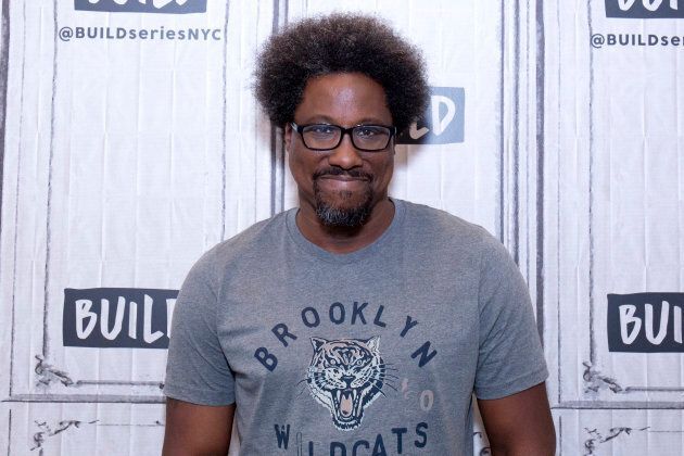 W. Kamau Bell partnered with Dove Men+Care to unveil the 'Dove Men+Care 2017 Men's Hair Census.'