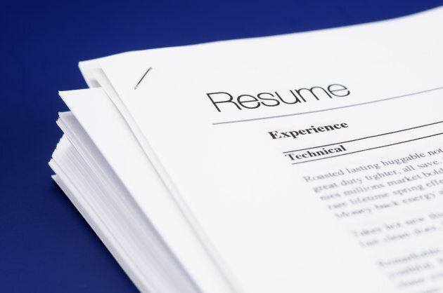 5 Common Bad Resume Tips To