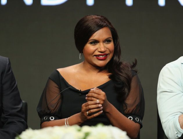 Mindy Kaling speaks onstage during Summer TCA at The Beverly Hilton Hotel on July 27, 2017 in Beverly...