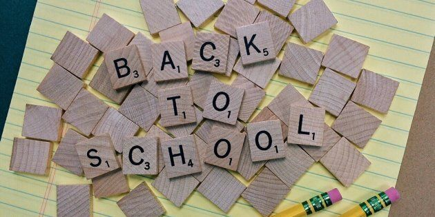 Since we can't skip fall and winter, here are some tips for getting your kids to embrace the back-to-school