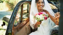 You Can Spot A 2017 Wedding From Miles