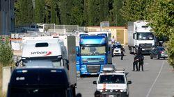 Barcelona Van Attack Suspect Shot Dead By
