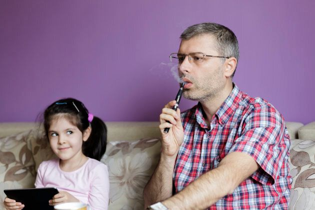 This Vaping Etiquette Guide Answers All Your Burning