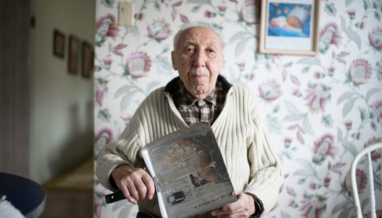 He Came To Canada As A Refugee With Nothing. Now 97, He's Still