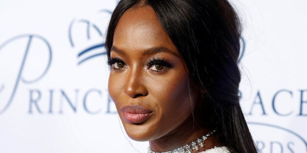 Naomi Campbell arrives for the 2016 Princess Grace Awards Gala in New York, October 24, 2016. (REUTERS/Carlo